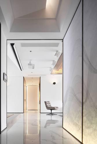 豪华型140平米三室两厅中式风格玄关欣赏图