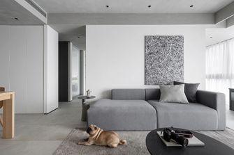 20万以上110平米三现代简约风格客厅图