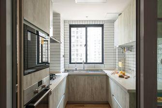 富裕型120平米三日式风格厨房装修案例