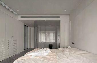 120平米三室两厅工业风风格卧室装修效果图