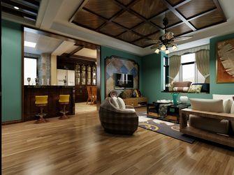 15-20万140平米四室两厅东南亚风格餐厅欣赏图