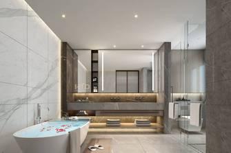 140平米别墅中式风格卫生间效果图