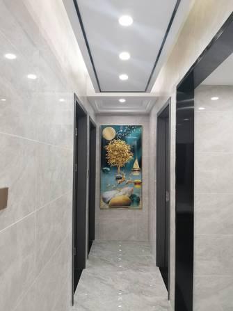 5-10万120平米三室两厅现代简约风格走廊装修图片大全