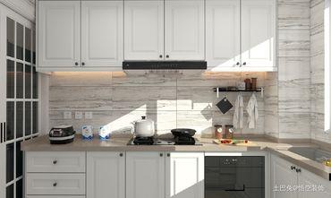 15-20万120平米三欧式风格厨房装修效果图