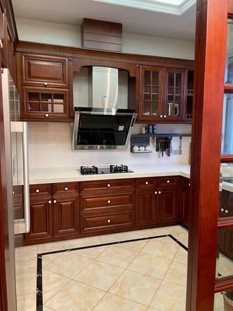 20万以上140平米四室四厅中式风格厨房装修效果图