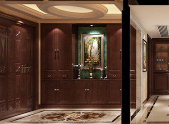 20万以上140平米四室两厅欧式风格玄关图