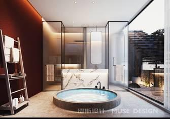 140平米别墅混搭风格卫生间装修图片大全