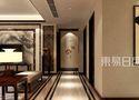 15-20万140平米四室两厅中式风格走廊效果图