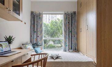 10-15万100平米三室一厅日式风格卧室图片