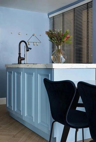 140平米四室四厅现代简约风格厨房装修效果图