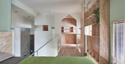 富裕型60平米复式英伦风格卧室效果图