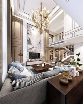 豪华型140平米四室三厅中式风格客厅图