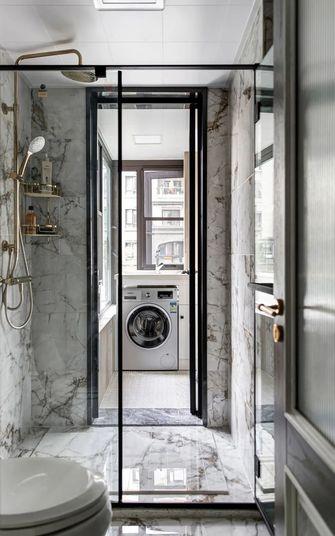 130平米四室一厅美式风格卫生间装修案例