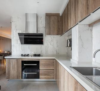 140平米三室一厅中式风格厨房装修图片大全