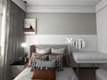 10-15万90平米三日式风格卧室装修案例