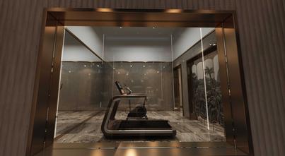 140平米别墅现代简约风格健身房图片大全