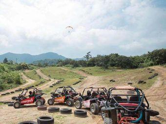 千岛湖山地越野卡丁车·天迹热气球旅游综合体