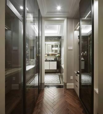 富裕型140平米四室两厅轻奢风格衣帽间图片大全