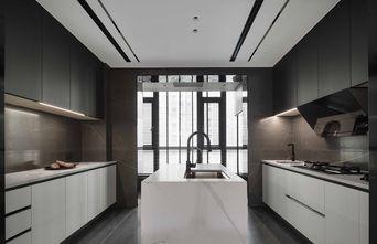 15-20万120平米三室两厅工业风风格厨房装修图片大全