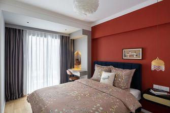 20万以上140平米三室一厅混搭风格卧室装修效果图