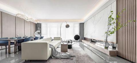 富裕型140平米四室两厅新古典风格客厅装修图片大全
