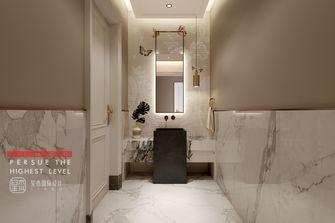 豪华型140平米别墅法式风格卫生间设计图
