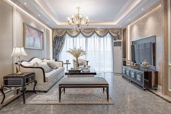 20万以上140平米四轻奢风格客厅图片