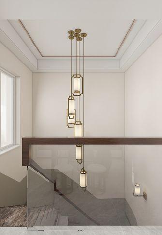 豪华型140平米复式中式风格楼梯间欣赏图