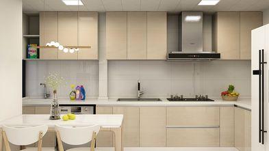 日式风格厨房装修图片大全
