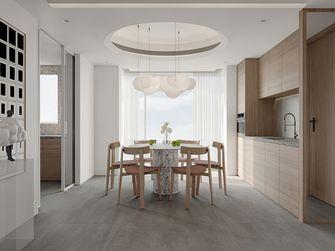 20万以上140平米别墅日式风格餐厅效果图