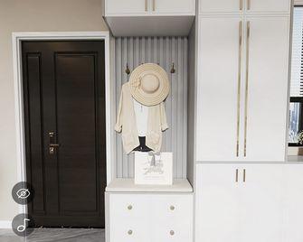 富裕型120平米三室两厅轻奢风格玄关欣赏图