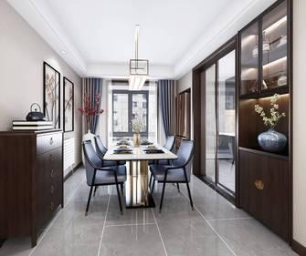 豪华型140平米四中式风格餐厅图片大全