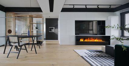 10-15万100平米四现代简约风格客厅图片大全
