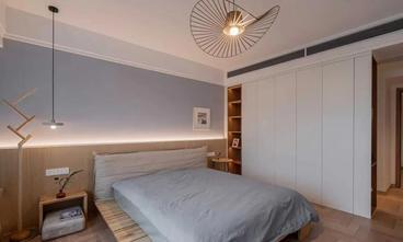 5-10万120平米四室两厅日式风格卧室装修效果图
