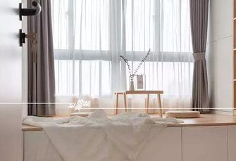 10-15万110平米一室两厅日式风格书房图片