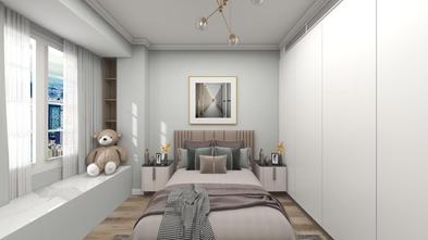 经济型120平米四室两厅现代简约风格卧室效果图