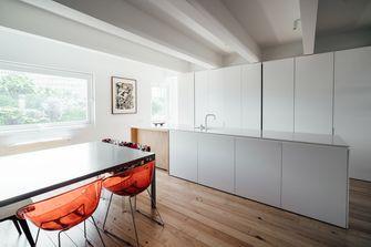豪华型140平米四室三厅现代简约风格餐厅图片