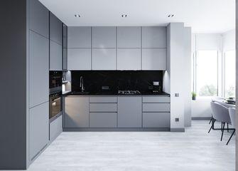 豪华型140平米三室两厅现代简约风格厨房效果图