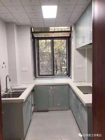 5-10万70平米现代简约风格厨房装修案例