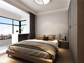 富裕型120平米三北欧风格卧室装修案例