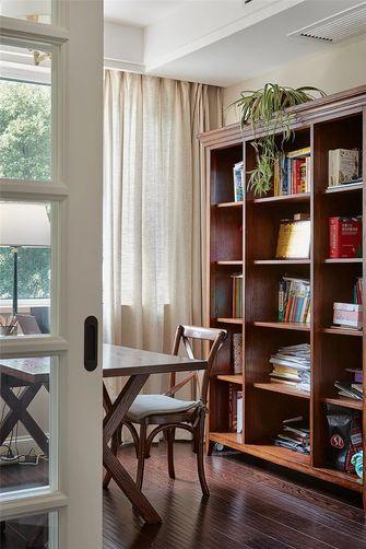 110平米三室三厅美式风格书房装修效果图