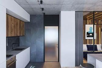 经济型60平米公寓工业风风格厨房装修图片大全