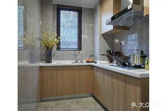 10-15万120平米三室一厅中式风格厨房装修效果图
