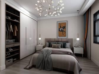 10-15万140平米三室一厅现代简约风格卧室装修案例