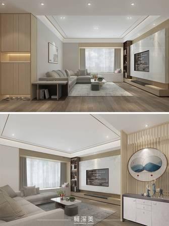 豪华型130平米四日式风格客厅图