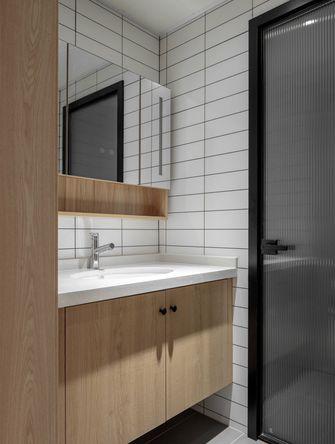10-15万100平米三室一厅日式风格卫生间装修案例