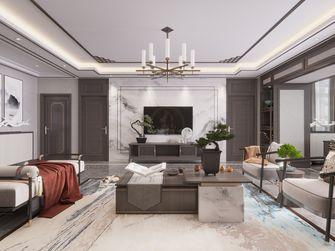 三室两厅中式风格客厅装修案例