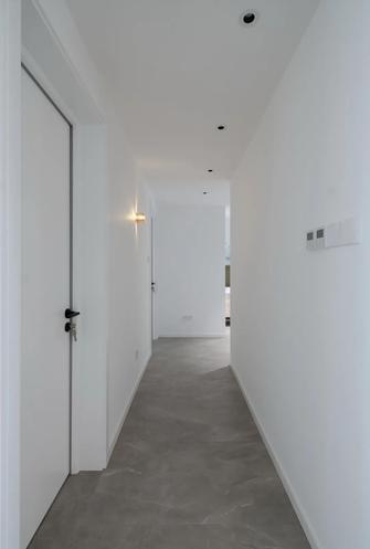 经济型100平米现代简约风格走廊图