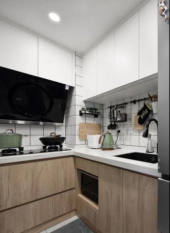 50平米混搭风格厨房效果图