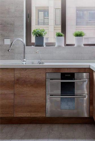 15-20万130平米四室一厅日式风格厨房图片